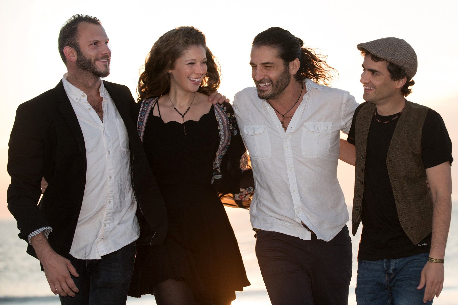 An Acoustic Evening with Adam Ezra Group