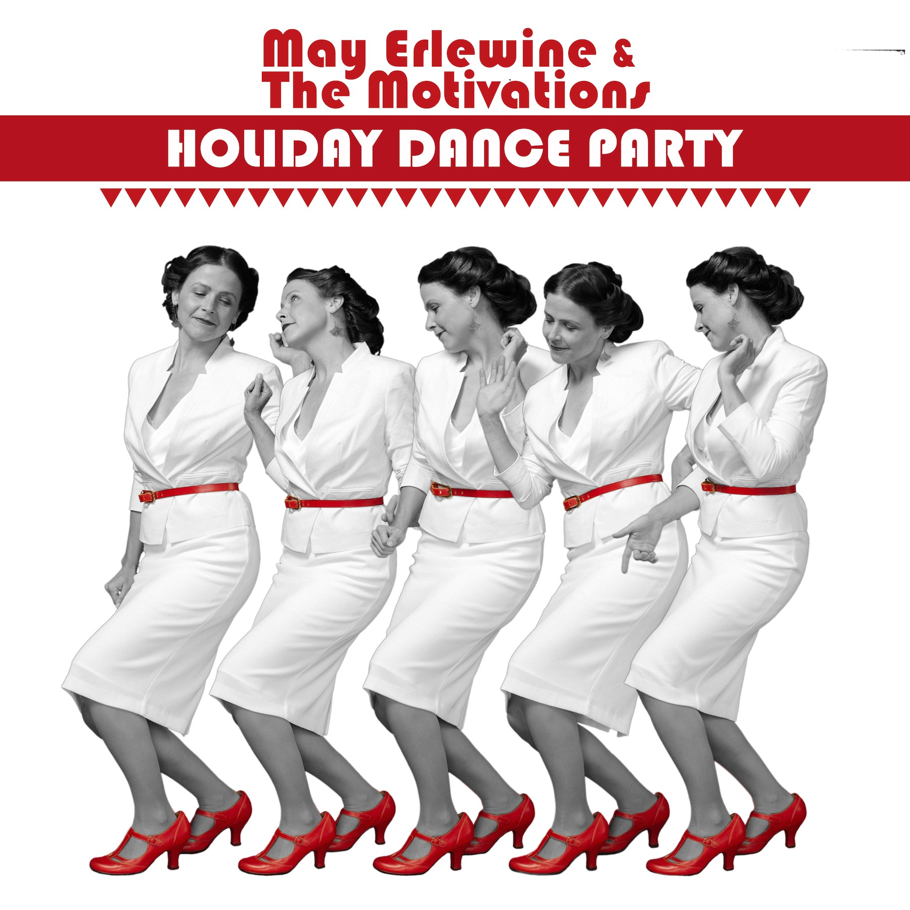 May Erlewine & The Motivations Holiday Dance Party