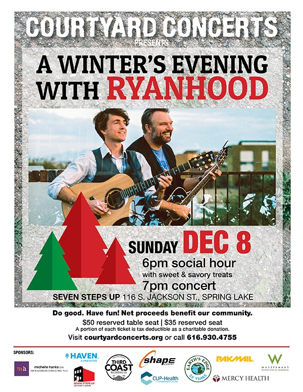 A Winter's Evening with Ryanhood
