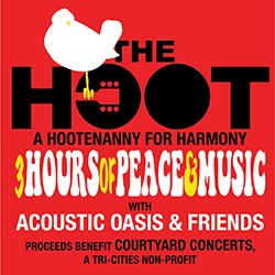 The Hootanny for Harmony featuring Acoustic Oasis & Friends!