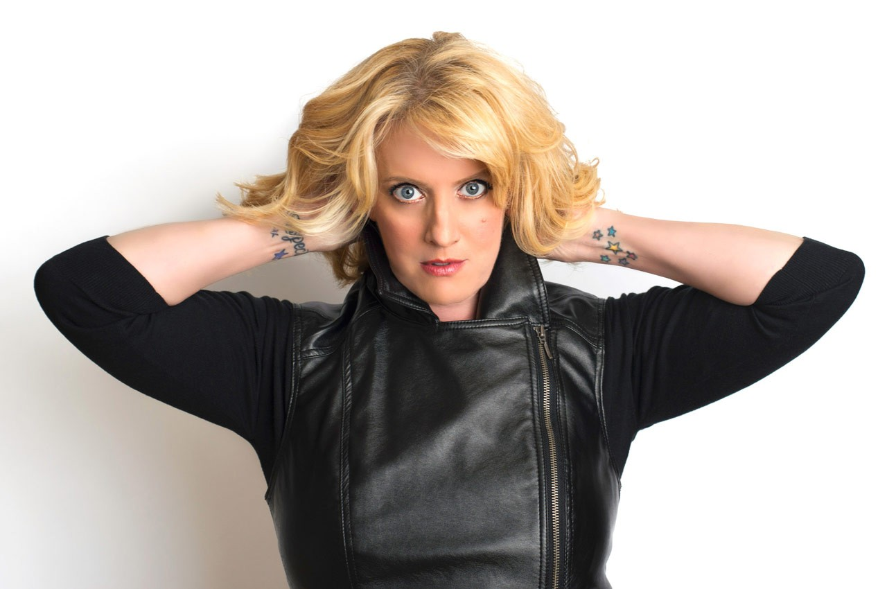 A night of comedy with Suzanne Westenhoefer